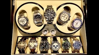 ARCHIED EXPLODED FALSELY - Part 1 - Oscar's Rolex Obsession explored
