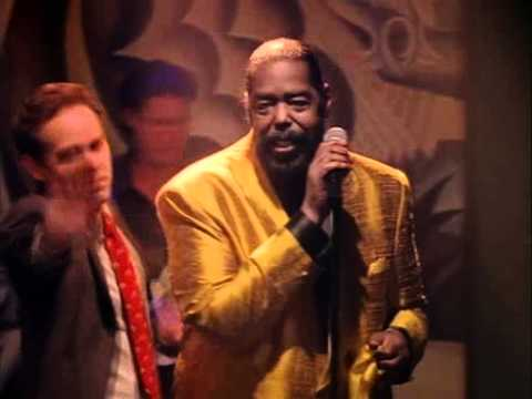 Barry White on Ally Mcbeal