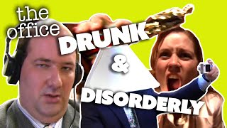 Drunk and Disorderly - The Office US