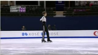 2015 World Junior Championships-FS