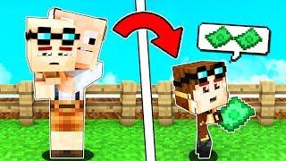 HO DATO VIA IL MIO FRATELLINO! - Scuola di Minecraft #27