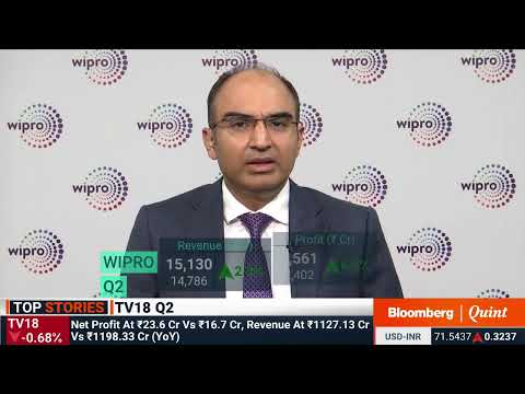 Q2WithBQ: What's Making Wipro Optimistic About Q3FY20?