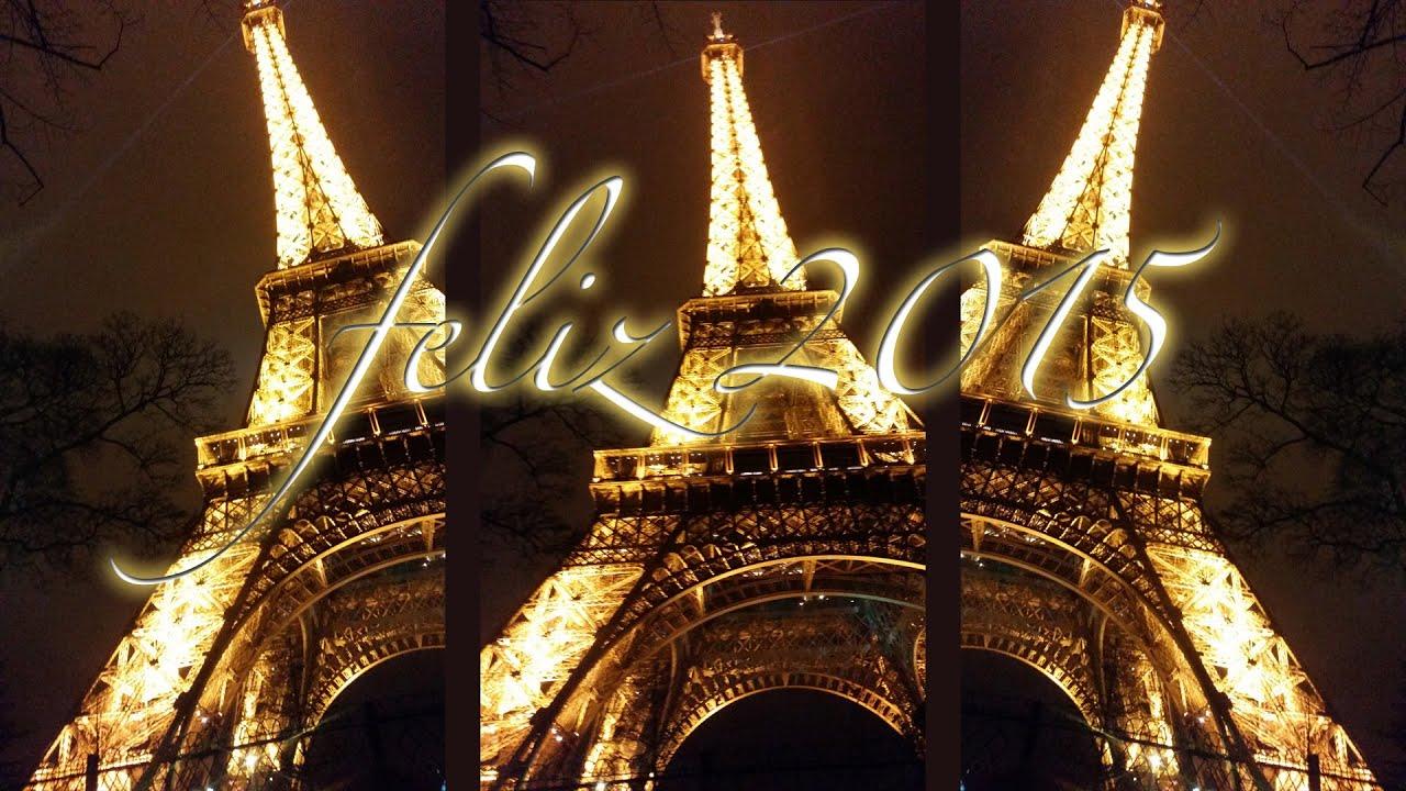 Feliz 2015 desde París