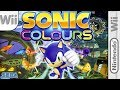 Longplay Of Sonic Colours