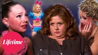 FORGOTTEN Dances & Stage FRIGHT! - Dance Moms (Flashback Compilation) | Lifetime