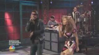 Chingy & Amerie - Flye Like Me (Ao Vivo no Leno Show)