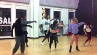 Basement Jaxx - Oh My Gosh - Choreography by Justine Menter @ IDA Hollywood