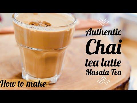 Chai Tea Latte recipe - better than Starbucks