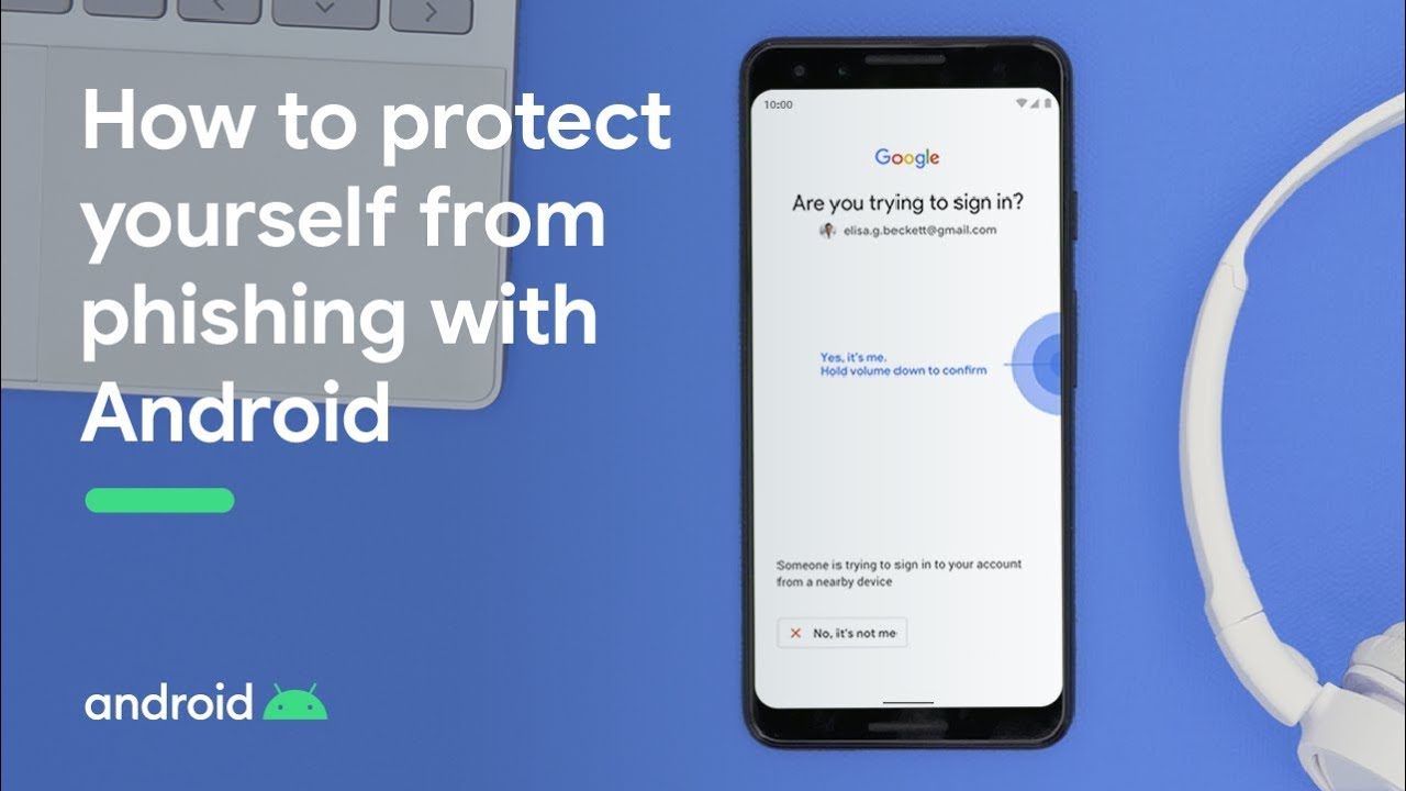 Android: Video explaining phishing assaults