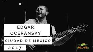 Grabamos en México este pequeño video acústico con Edgar Oceransky que lo disfruten
