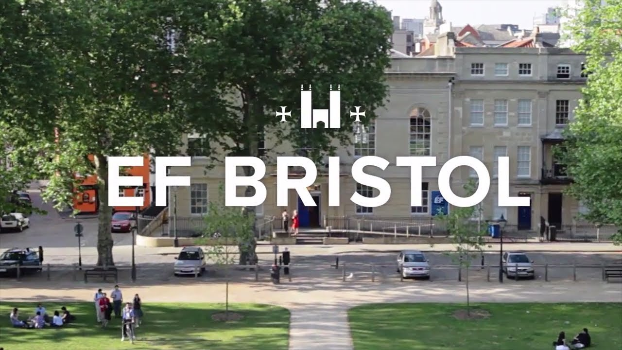 EF Bristol – Campus Tour
