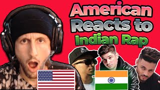 American Rapper Reacts To Indian Rap (Part 2)