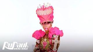 Monique Heart's 'Entrance Lewk' Makeup Tutorial 💄 | RuPaul's Drag Race All Stars 4
