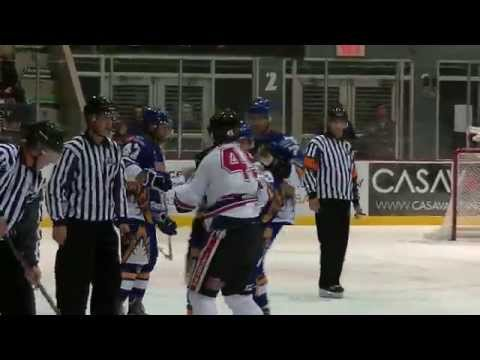 Simon Poirier vs. Nicolas Bachand