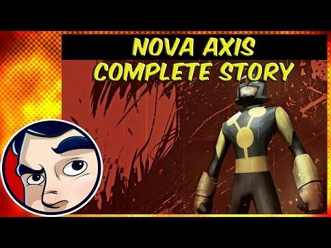 "Nova ""Nova VS Carnage – Axis Fallout"" – Complete Story"