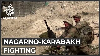 Civilians, soldiers killed in Nagorno-Karabakh fighting