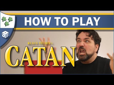 Nights Around a Table - How to Play Catan