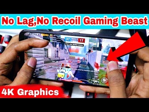 Gaming Beast Phone No Lag,No Recoil and 4K Graphics | PUBG Mobile Beast Phone Nubia Red Magic 3s