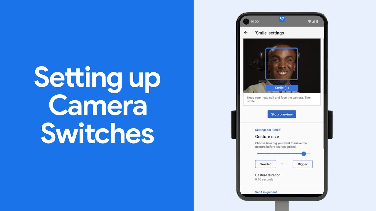 The tutorial video showcases ways to use and customize Camera Switches to your particular needs.