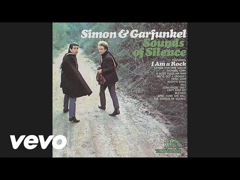 Big Sean - Simon & Garfunkel — The Sounds of Silence (Audio)