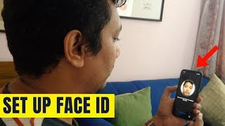 How To Setup Face ID on iPhone XR