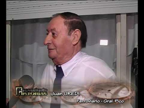 Historia Ferroviaria – Juan Uredi