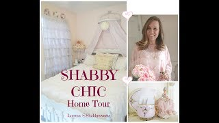💖SHABBY CHIC HOME TOUR💖 APRIL COTTAGE OF THE MONTH