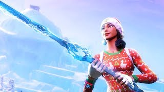 They added a SWORD to Fortnite...