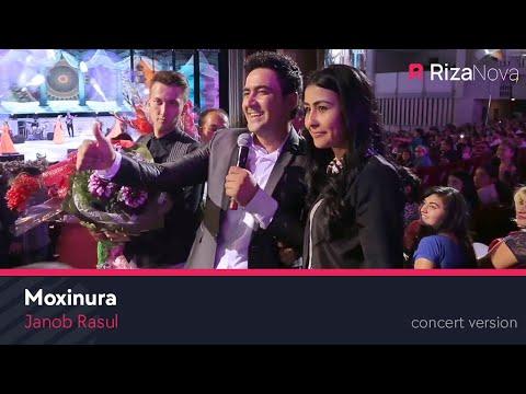 Janob Rasul - Moxinura   Жаноб Расул - Мохинура (concert version 2017)