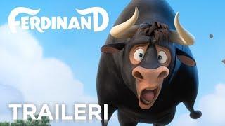 FERDINAND elokuvan - traileri