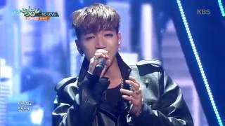 JUN K - No Love] Debut Stage | M COUNTDOWN 160811 EP 488