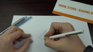 Шариковая ручка Xiaomi Mi Pen - будущий конкурент Parker?)