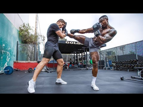 KICKBOXING FOR BEGINNERS WITH RICO VERHOEVEN - YouTube