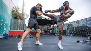 KICKBOXING FOR BEGINNERS WITH RICO VERHOEVEN