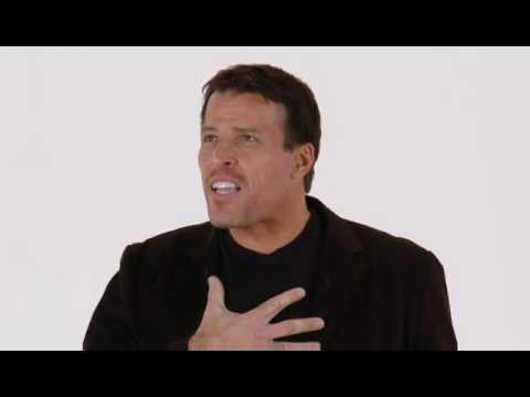 How to follow through / persist with your Goals? - Tony Robbins [part 3]