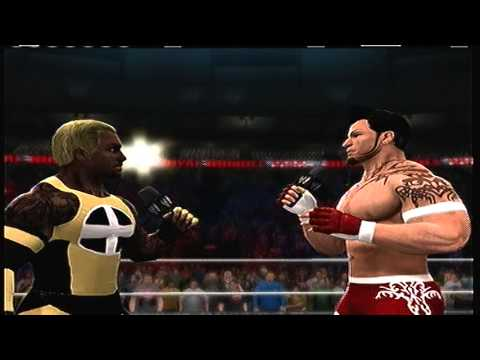 WWE 2K14: How the Rumble should have ended...