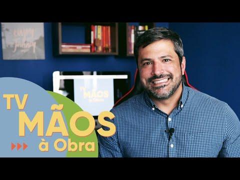 TV MÃOS A OBRA | TRAZ IDEIAS DE COMO DECORAR A CASA COM CORTINAS E PERSIANAS | Exibido - 24/04/2021