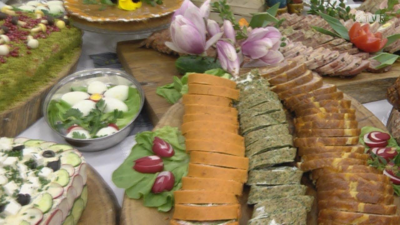Wystawa Tradycyjnych Sieradzkich Stołów Wielkanocnych 2019