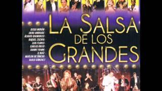 LOS GRANDES DE LA SALSA VOL 2 -  CABALLO VIEJO - RAKEL  ZORAYA Y LUIS FLORES