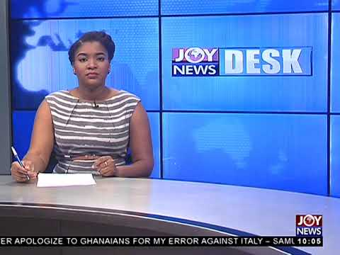 Asuboi Road Accident - News Desk on Joy News (13-6-18)