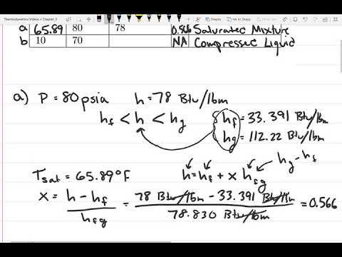 Thermodynamics: Exam 2 Solutions - YouTube