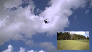 preview picture of video 'Probando el Drone - Zoo Tacuarembó'