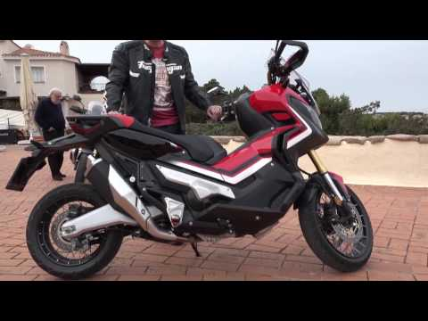 Honda X-ADV launch review
