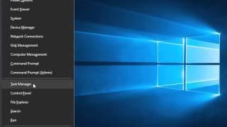 Windows 10 Taskbar Missing or Not Responding
