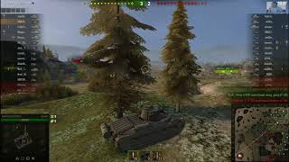 Танк Матильда держит удары! World Of Tanks
