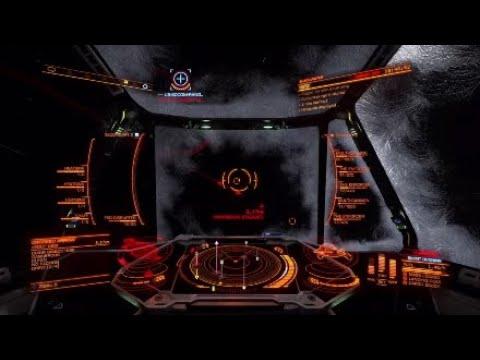 Elite Dangerous - PVP Anaconda vs Cutter - смотреть онлайн