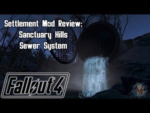Fallout 4 Mod Review - Sanctuary Hills Overhaul - смотреть онлайн на