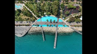 DJI Spark Fly Movie 2018 - Limassol Cyprus RoadTrip Day 6