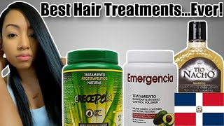 The Best Hair Treatment Conditioners EVER!!!