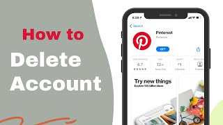 How to Delete Pinterest Account   Permanently Remove Pinterest Account 2021